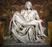The Pieta Prints - The Pieta Print by Brian Kelly