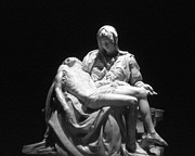 The Pieta Prints - The Pieta by Michelangelo Print by Jerry Berger