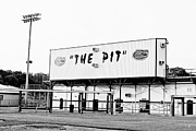 The Pit Print by Scott Pellegrin