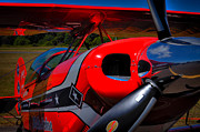 Pitts Art - The Pitts S2-B Biplane - Will Allen Airshows by David Patterson