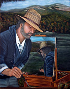 Andrew Wells - The Plein Air Painter