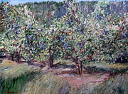 Marie Bergman - The Plum Trees