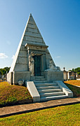 Metairie Cemetery Photos - The Point of Dying by Steve Harrington