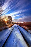 Phil Koch - The Polar Bear Express