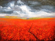Heather Matthews - The poppy fields