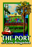 Michelle Scott - The Port of Los Angeles...