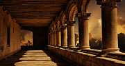 Cheryl Young - The Portico