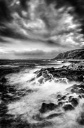 Landscape Prints Prints - The power of Nature Print by John Farnan