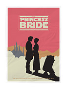 Bride Posters - The Princess Bride Poster Poster by Sanely Great