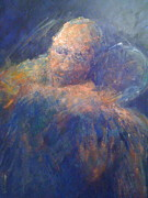 Father Pastels - The Prodigal Returns 2 by Kathryn Doneghan