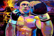 Ufc Paintings - The Prodigy by Robert Phelps