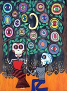Tree Of Life Posters - The Proposal Poster by Kerri Ambrosino GALLERY