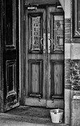 Stoops Prints - The Pub Door Print by Heather Applegate