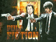 Christiaan Bekker - The Pulp Fiction