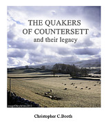 Wensleydale Digital Art Posters - The Quakers Of Countersett Poster by Mike Hoyle