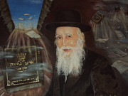Michal Schwarz - The Rabbi with his...