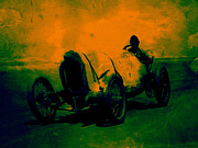 Racer Prints - The Racer - 20130207 Print by Wingsdomain Art and Photography
