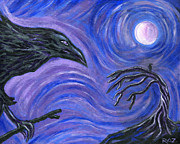 Roz Barron Abellera - The Raven