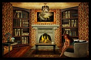 Davandra Cribbie - The Reading Room