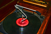 Records Photos - The Record Player by Paul Ward