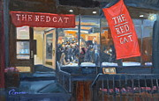 Michael  Accorsi - The Red Cat