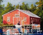 Jim Phillips - The Red Marina