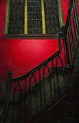 RC deWinter - The Red Staircase