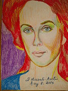 Expensive Pastels - The reflection by Fladelita Messerli-