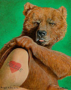 Humorous. Originals - The Right To Bear Arms... by Will Bullas