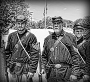 American Civil War Photos - The Rocky Road From Dublin - The Irish Brigade - The Civil War by Lee Dos Santos