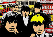 Glenn Cotler - The Rolling Stones