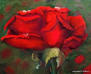 Great Pastels - The Rose by Donna Godlove