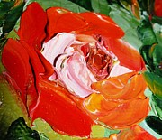Amalia Suruceanu Art - The Rose of my Heart