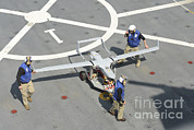 Trial Prints - The Rq-21a Small Tactical Unmanned Air Print by Stocktrek Images