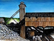 Coal Originals - The R.R. Mine by Todd Spaur