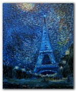 Alexander Bukhanov - The Same Eiffel Tower