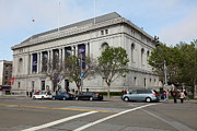 Warriors Photos - The San Francisco Asian Art Museum 5D22606 by Wingsdomain Art and Photography