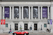 Classical Columns Prints - The San Francisco Asian Art Museum 5D22608 Print by Wingsdomain Art and Photography