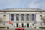 Asian Arts Posters - The San Francisco Asian Art Museum 5D22609 Poster by Wingsdomain Art and Photography