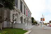 Ballet Art Art - The San Francisco War Memorial Opera House - San Francisco Ballet 5D22586 by Wingsdomain Art and Photography