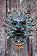 David Pringle - The Sanctuary Knocker