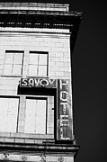 The Savoy Hotel Print by Karol  Livote