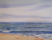 The Sea II Print by Charles Zigmund