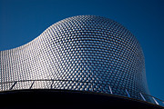 Great Britain Art - The Selfridges Building by Anne Gilbert