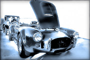 Carroll Shelby Photo Posters - The Shelby Cobra Poster by Dyle Warren