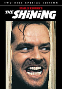 Vintage Posters Art - The Shining Poster by Sanely Great