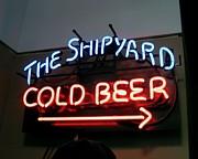 Patricia Sundik - THE SHIPYARD COLD BEER...