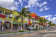 General Stores Framed Prints - The Shops of Cozumel Framed Print by Jason Politte
