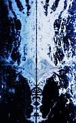 The Shroud Of Glacier Bay Print by Marcus Dagan