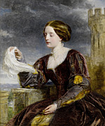 Frith Art - The Signal by William Powell Frith